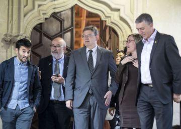 Sánchez desautoriza el acuerdo de Puig