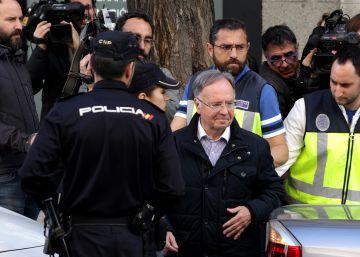 """Bernad propuso quitar la acusación contra la Infanta """"por amor a España"""""""