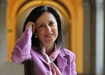 La juez Margarita Robles será la número dos de la lista del PSOE por Madrid