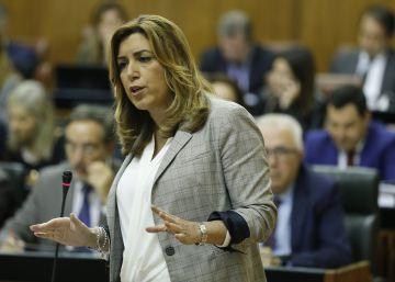 Díaz acepta la petición de Sánchez de que le presente en su proclamación