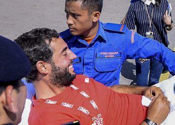 Los españoles rescatados en Malasia llegan a Borneo