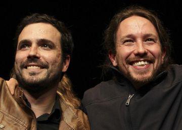 Unidos Podemos, el nombre de la coalición de Iglesias y Garzón