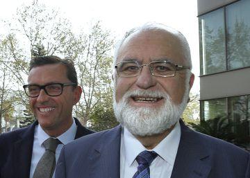 El fiscal pide 11 años de prisión para Cotino por la visita del Papa a Valencia