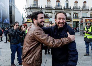 La PAH y el 15-M piden a Podemos e IU que no se apropien del movimiento