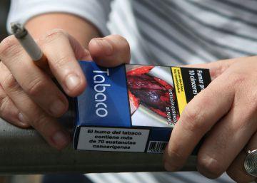Más fotos de las consecuencias del tabaco en las cajetillas