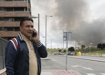 Los desalojados en Seseña ya pueden regresar a sus casas
