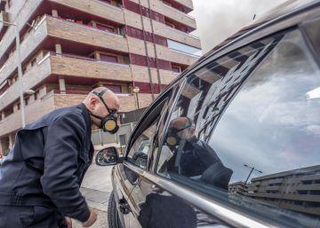 Castilla-La Mancha y Madrid rebajan la alerta por el incendio de neumáticos