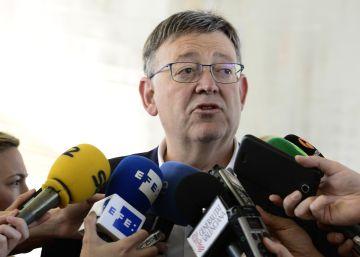 Puig apoya a Sánchez pero defiende el criterio del PSPV
