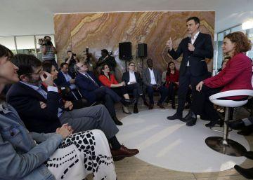 Los puntales del 'Gobierno en la sombra' de Pedro Sánchez