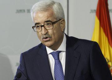 La juez del 'caso de los ERE' exculpa al vicepresidente andaluz de una ayuda