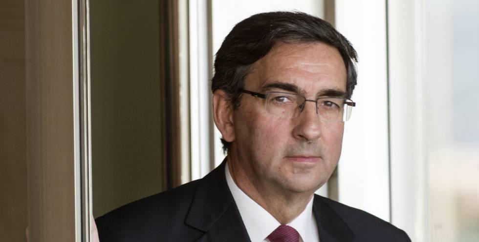 Federico Rubio, en Palma de Mallorca, este miércoles.