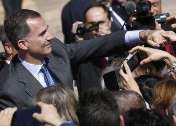 El Rey resalta el valor simbólico de La Mancha en el mundo hispanohablante