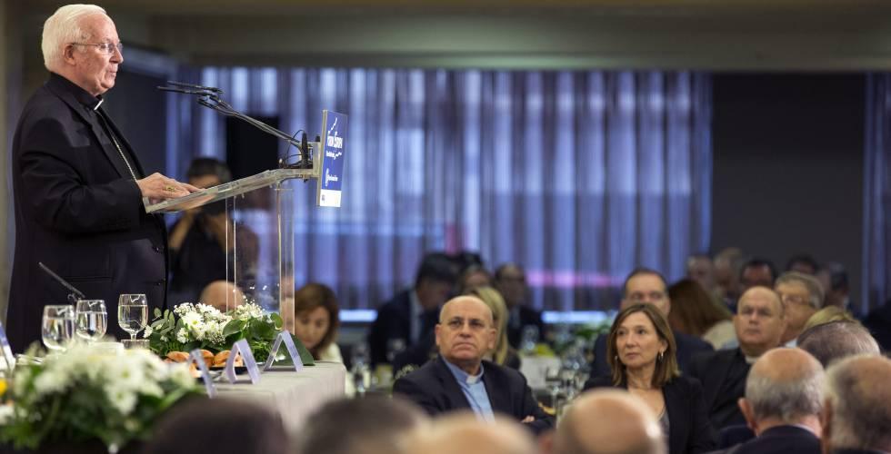 Antonio Cañizares, en una imagen de archivo.
