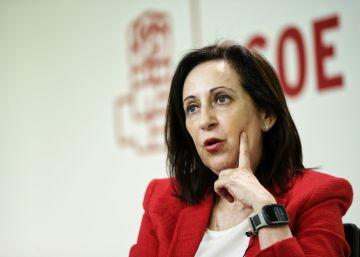 Margarita Robles recusa a Carlos Lesmes por excluirla del Supremo