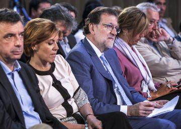 Rajoy reconoce su preocupación por el futuro de las pensiones