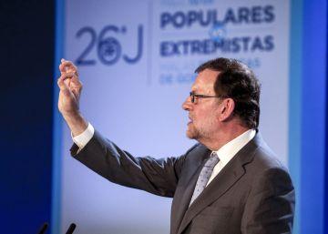 El líder del PP rechaza que haya sanción a España por el déficit