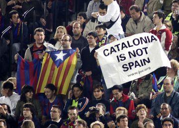 Un juez permite las esteladas en la final de la Copa del Rey entre el Barça y el Sevilla