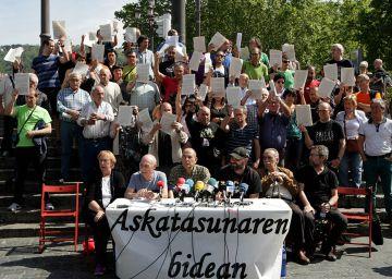Los disidentes de Sortu no se plantean volver a la lucha armada