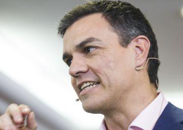 El PSOE pide el apoyo de los votantes de Ciudadanos y Podemos