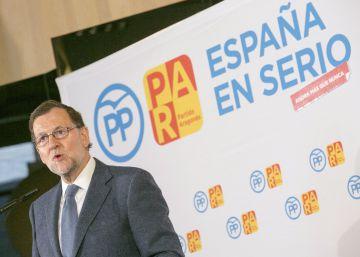 """Rajoy promete a Bruselas nuevos recortes """"en la segunda mitad del año"""""""