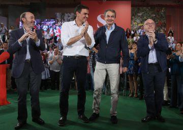 El PSOE se revuelve contra el 'sorpasso' de Podemos e IU