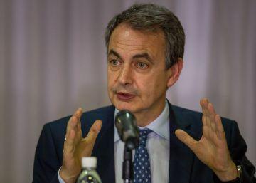 Zapatero aconseja a Albert Rivera antes de su viaje a Venezuela