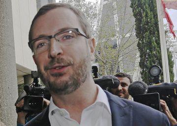 """Maroto ratifica ante el juez su """"repugnancia"""" hacia Bárcenas"""