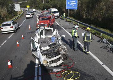1.688 personas perdieron la vida en la carretera en 2015