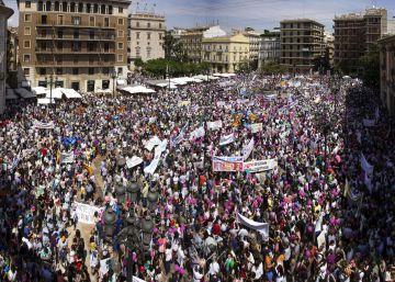 El giro a la escuela pública de la Generalitat agita a la concertada y al PP