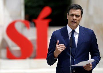 Sánchez se compromete a no recortar el presupuesto del Estado del bienestar