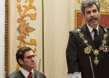 Nombrado presidente del tribunal de Murcia el juez cuya elección fue anulada