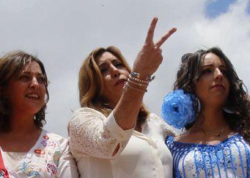 Díaz acusa a Anguita de resucitar la 'pinza' para que gobierne el PP