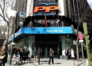 El PP recurre para evitar la fianza de 1,24 millones en el caso de la caja b
