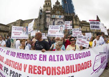 La Audiencia de A Coruña ordena reabrir la instrucción del accidente del Alvia