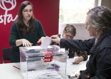 Un exdiputado conciliador con las mareas gana las primarias del PSOE gallego
