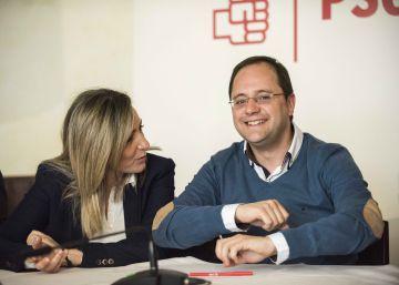 """César Luena: """"Podemos no es ni nuevo ni cambio, solo intransigencia"""""""