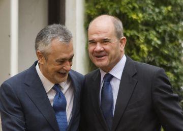 Chaves y Griñán comparecen ante la comisión por los cursos de formación