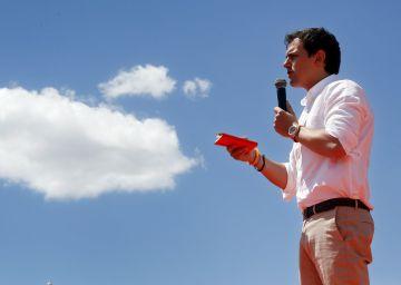 Rivera exigirá la dimisión del presidente de Murcia si es imputado