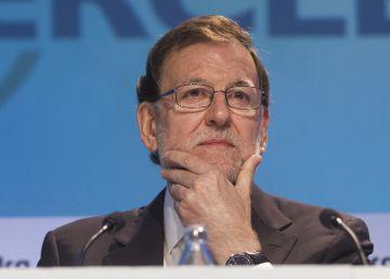 Rajoy critica que la campaña de sus adversarios sea ir en contra del Partido Popular