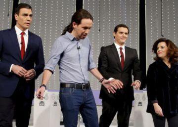 RTVE ofrece a los partidos 165 minutos de propaganda y un debate a cuatro
