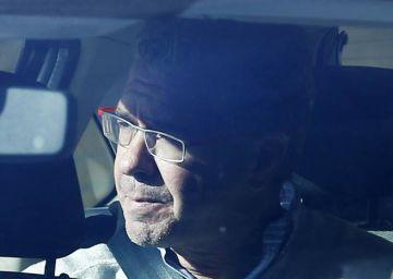 La fiscalía cree que Granados recaudó comisiones hasta 2014