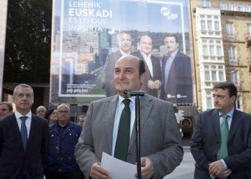 """El PNV: el plan de Sánchez para Cataluña """"es un paso que se queda corto"""""""