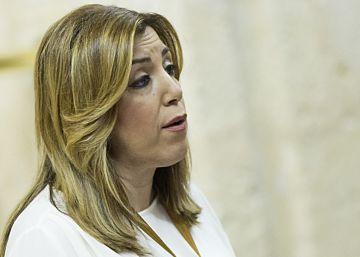 Susana Díaz niega que haya un fraude en los cursos de formación