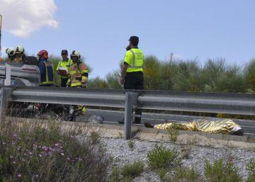 Tres muertos en una colisión con un coche que circulaba en dirección prohibida