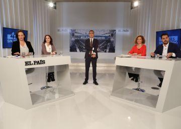 El único debate de la campaña se celebrará el lunes 13 de junio