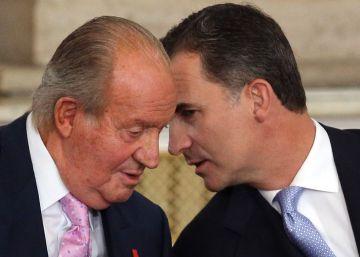 Se cumplen dos años de la abdicación del rey Juan Carlos