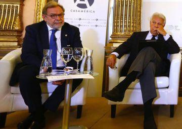 Felipe González rechaza una gran coalición tras las elecciones del 26-J