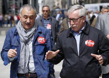 Los sindicatos convocan a los partidos a una asamblea ante las elecciones del 26-J