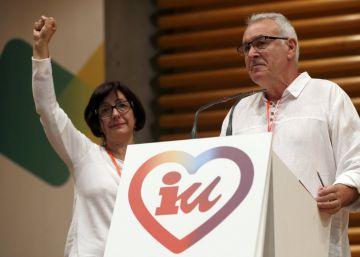 "Cayo Lara se despide como líder de IU: ""Me va a costar votar"""