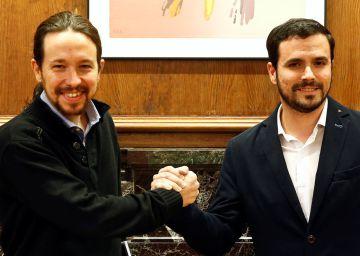 Alberto Garzón 'podemiza' a Izquierda Unida